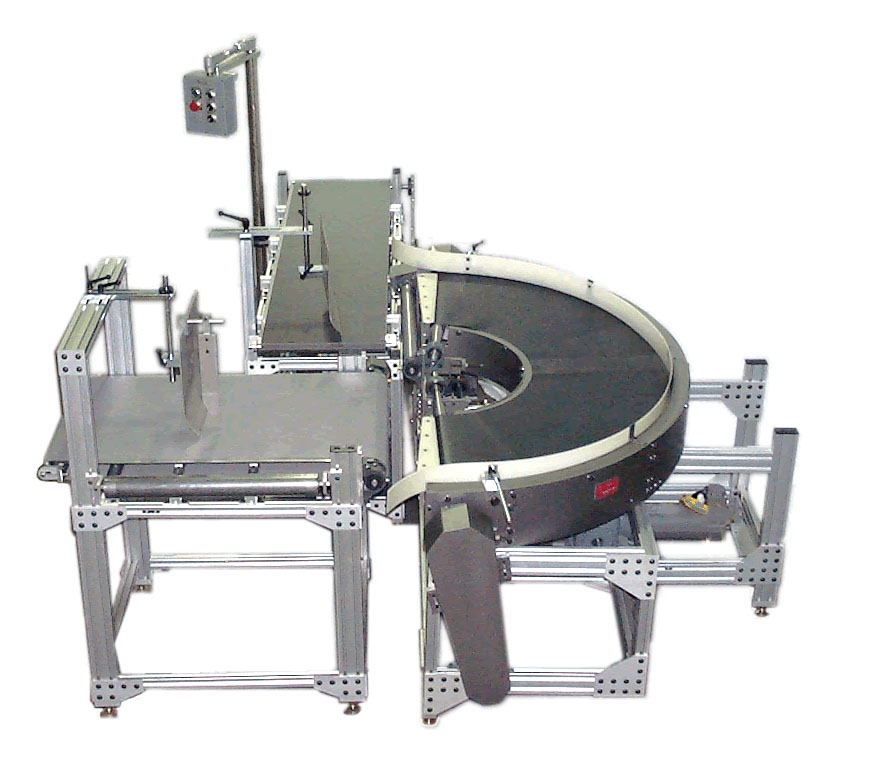 carton turning system
