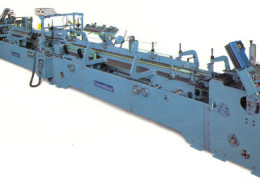 EG720 EG-series of folder / gluers